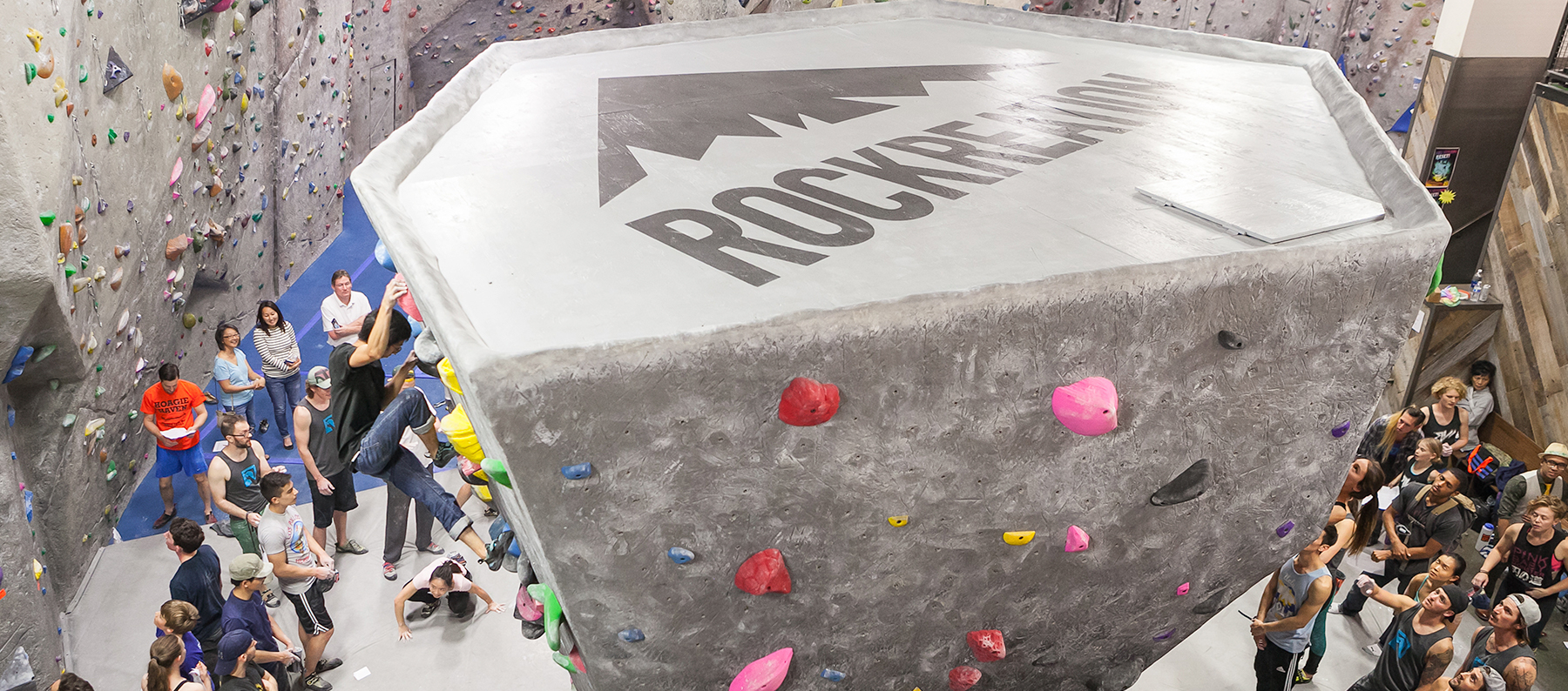 Epic Rock Climbing Competitions
